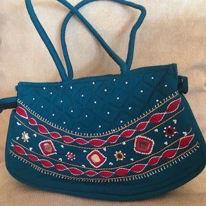 Handbags - Boho Women Purse / Bag / Tote Handmade Chic